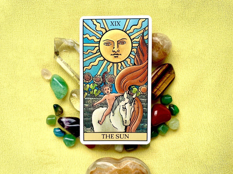 Tarot: The Sun Card