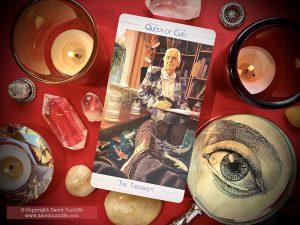 Tarot: The Queen of Cups