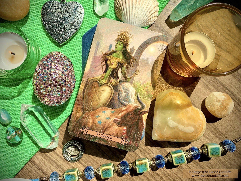 Tarot: The Empress Card