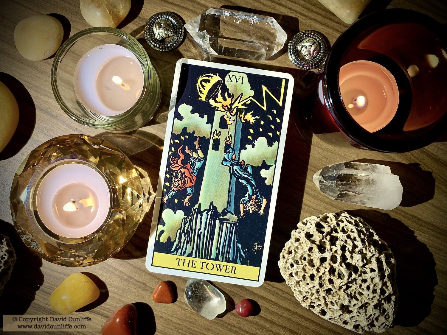 Tarot: The Tower Card