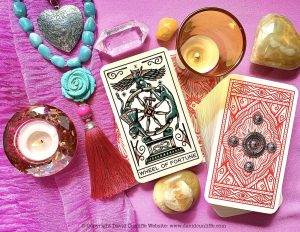 Tarot: The Wheel of Fortune