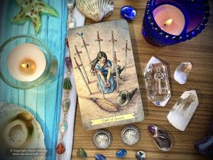 Tarot: Eight of Swords
