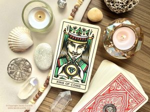 Tarot: King of Pentacles