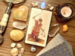 Tarot: The Justice Card