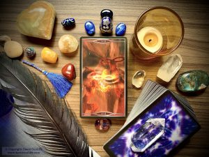Tarot: The Strength Card