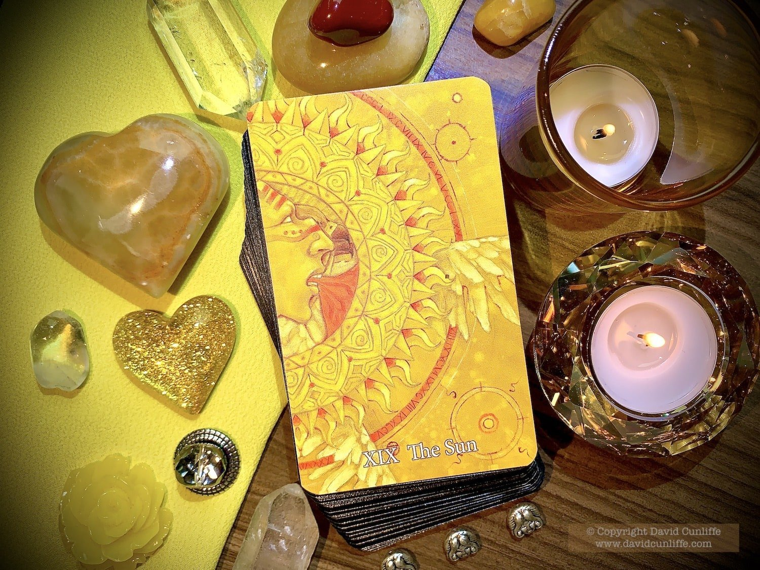 Tarot: The Sun Card
