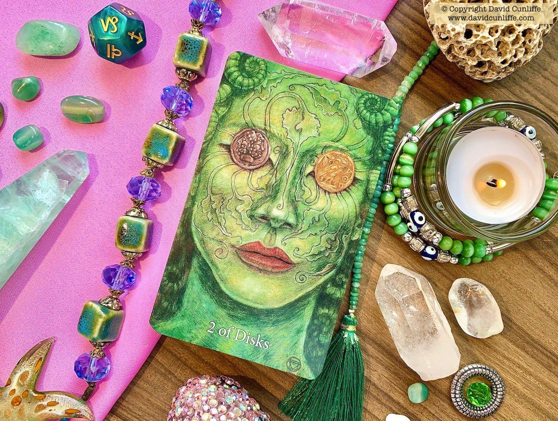 Tarot: Two of Pentacles