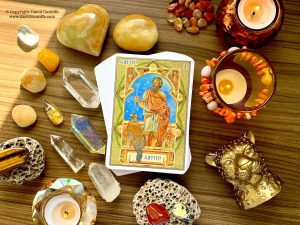 Oracle Deck: Astrological-Oracle-Cards-Jupiter