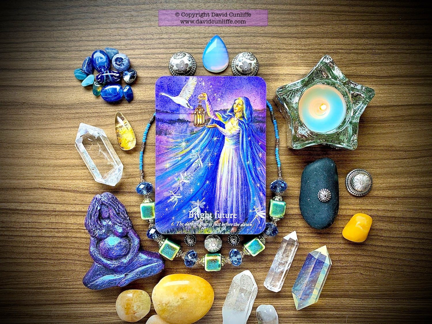 Oracle Deck: Goddess Dream Oracle - Bright Future