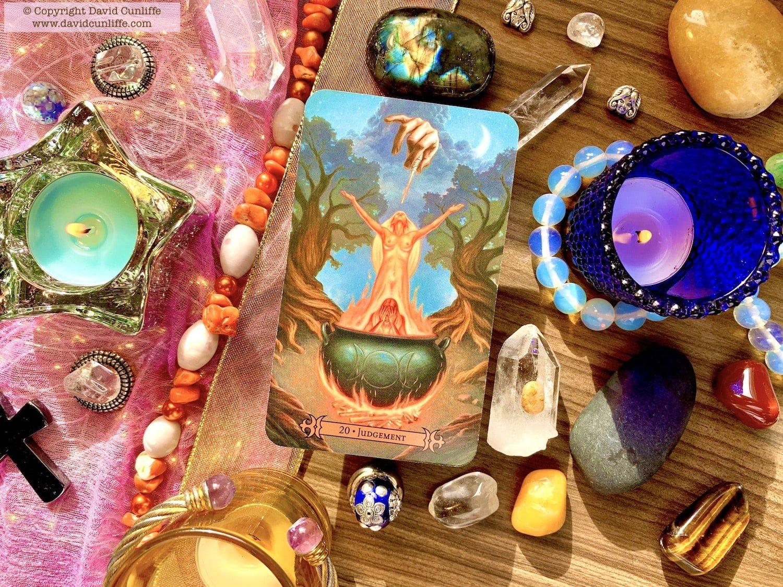 Tarot: The Judgment Card