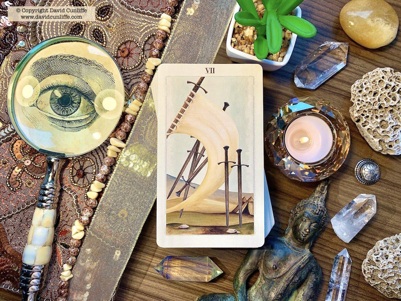 Tarot: Seven of Swords