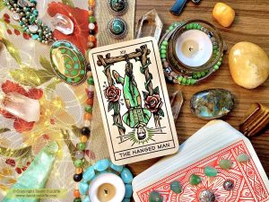 Tarot: The Hanged Man Card