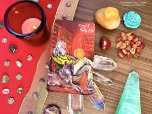 Tarot: King of Pentacles