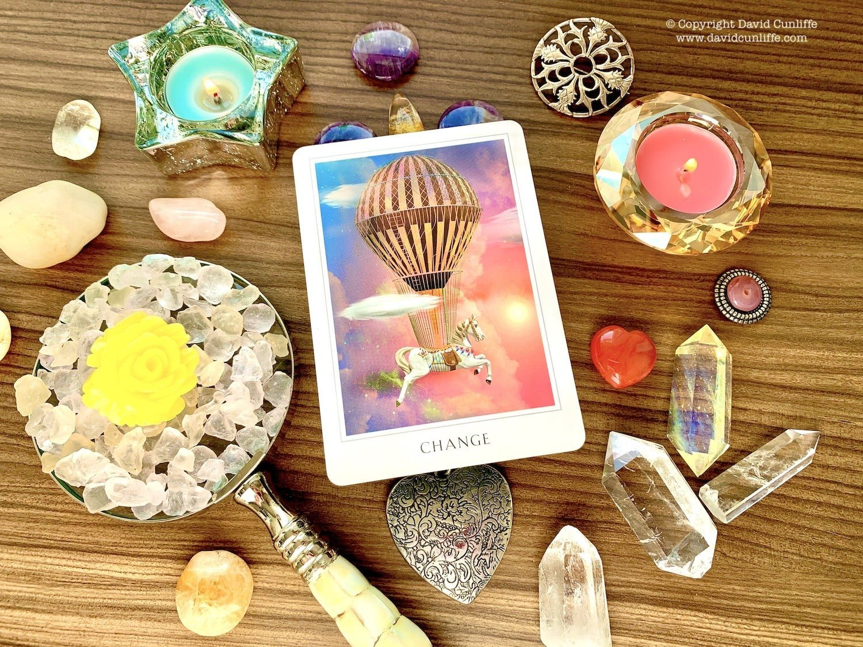 Sacred Destiny Oracle Deck Change