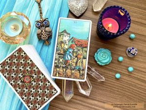 Tarot: Six of Cups