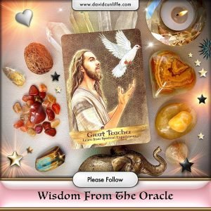 Angels and Ancestors: Great Teacher