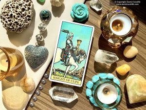 Tarot: Knight of Cups