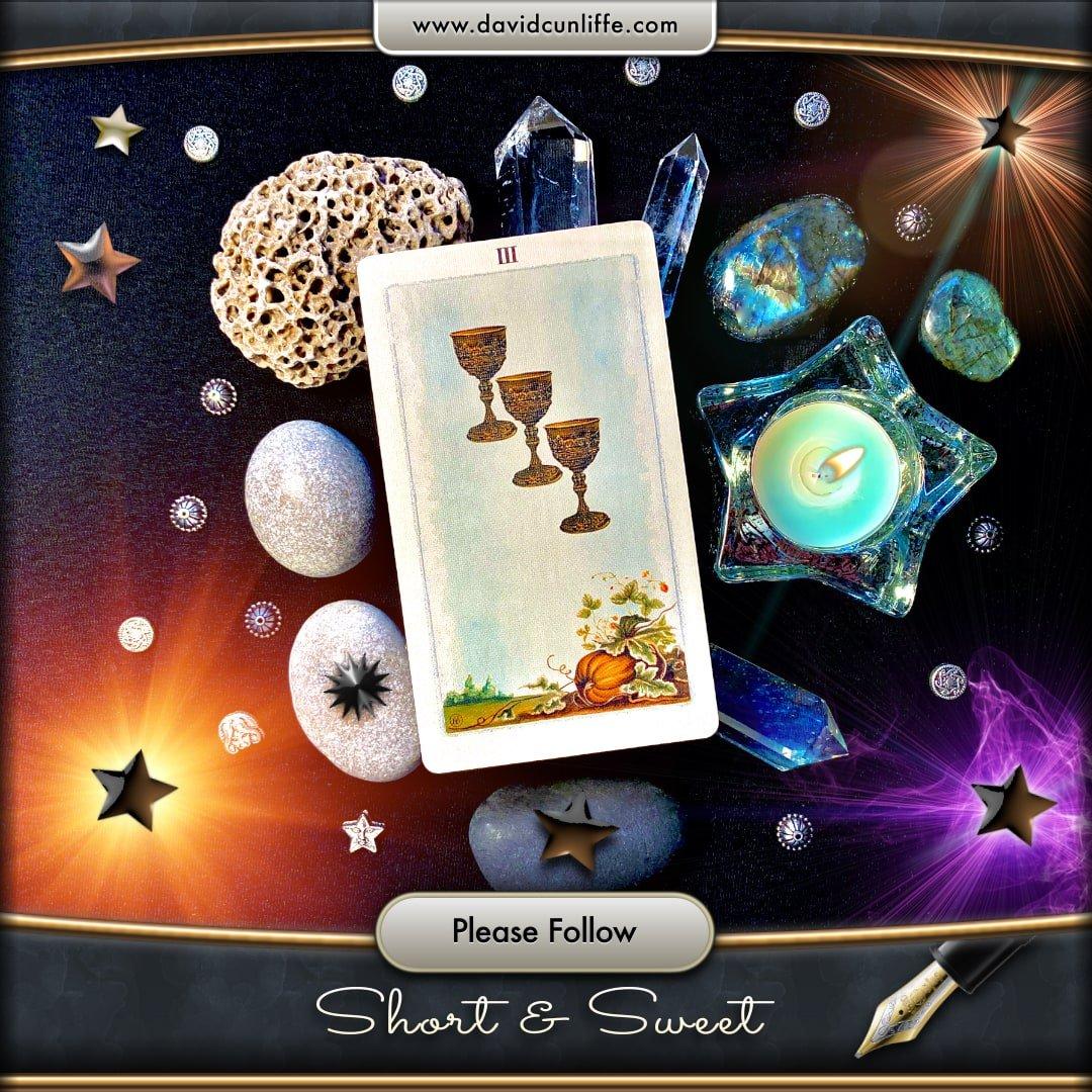 Tarot: Three of Cups